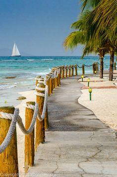 Beachfront at Palm Island Resort, St. Vincent & The Grenadines