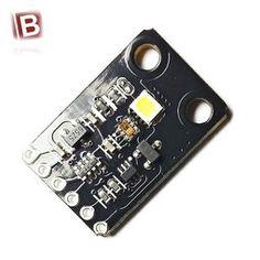 顏色感測模組- 最新 TCS34725 I2C介面  內置紅外線濾光片 帶LED燈 顏色感測模組 取代 TCS230D TCS3200D Color arduino 可用