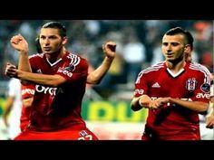 Besiktas JK football players celebrating a goal :)