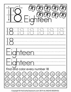 Students work on preschool math skills with this free Summer Numbers printable set. Covers numbers with number formation skills, counting, writing, tracing, number words and more. Number Words Worksheets, Number Worksheets Kindergarten, Preschool Workbooks, Tracing Worksheets, Preschool Math, Worksheets For Kids, Vocabulary Activities, Maths, Numbers For Kids