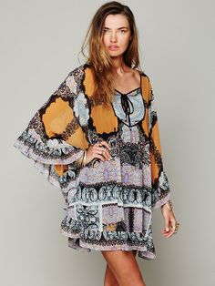 Free People Marla Dreams Dress at Free People Clothing Boutique