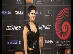 Sunny Leone @ STAR GIMA AWARDS 2014.