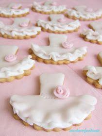 zuccherofondente: Sweet table ballerina
