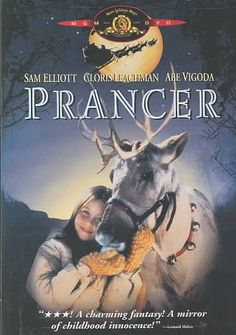 Prancer!  One of my favorite Christmas movies! :D