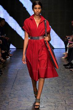 3969f63b774c Sfilata Donna Karan New York - Collezioni Primavera Estate 2015 - Vogue