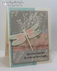 Stampin' Up! Dragonfly Dreams - dragonfly-dreams-stamp-with-amy-k
