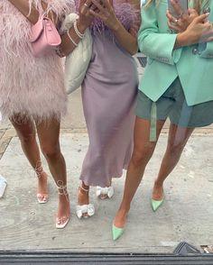 Street Fashion, High Fashion, Womens Fashion, Fashion Fashion, Miami Fashion, Mode Outfits, Fashion Outfits, Fashion Trends, Fashion Clothes