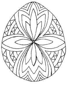 49153947 easter eggs for coloring book From the gallery