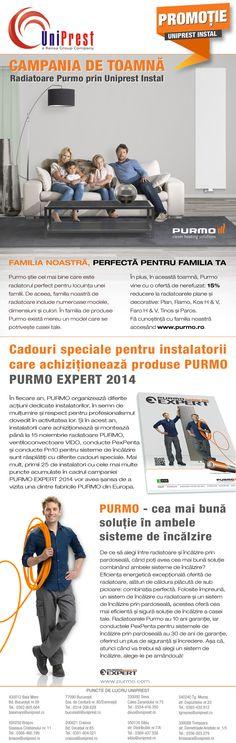 Radiatoare Purmo prin Uniprest Instal! Portal, Shopping