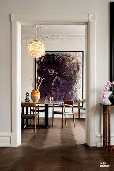 PH Artichoke • Design to Shape Light • #louispoulsen #danishdesign #scandinaviandesign #light #lighting #interior #interiordesignproject #licht #beleuchtung #interieur