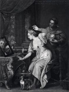 Anonimo , Caliari Carlo - sec. XVI - Vanitas (?) - insieme