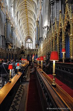 Just amazing to see in person.  London - Westminster Abbey
