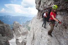 Huttentocht Dolomiti di Brenta Trek, Dolomieten | oppad.nl