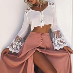 Fashion Tops Embroidery Long Sleeve Women Shirt Top