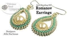 Romanov Earrings