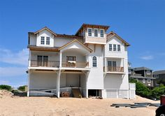 Twiddy Outer Banks Vacation Home - Frankly My Dear - Duck - Oceanfront - 7 Bedrooms