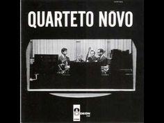 Quarteto Novo - Hermeto Pascoal, Theo de Barros, Heraldo do Monte, Airto Moreira - 1967 - YouTube