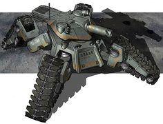 CRAAB Crawler Tank | Flickr - Photo Sharing!