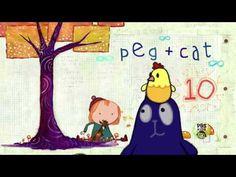 Peg cat coloring sheet peg cat pinterest for Peg cat coloring pages