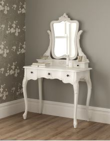 La Rochelle Antique French Dressing Table Set · Bedroom Furniture UkFrench  ...