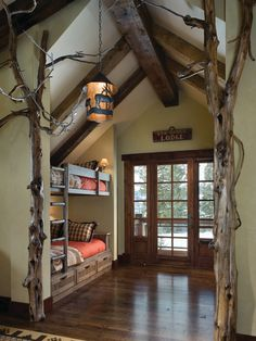 Log Cabin Decorating Design, Pictures, Remodel, Decor and Ideas - page 2