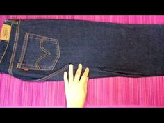 How to Fold Shirts & Tank Tops | KonMari Method by Marie Kondo - YouTube