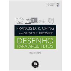 Desenho Para Arquitetos - Francis D. K. Ching $97.90