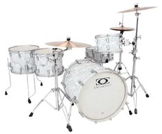 Drum Craft Series 7 DC807452 Rock Birch Drum Set Shell Pack Liquid Chrome *** Click on the image for additional details.Note:It is affiliate link to Amazon.