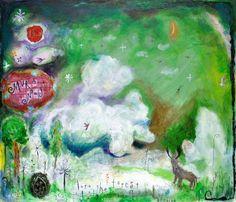 雲の湧く森☆遠い昔、雲に乗りたいと想ったことは、ありませんか?