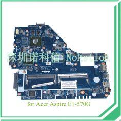 Z5WE1 LA-9535P NBMER11001 NB.MER11.001 For acer aspire E1-570 E1-570G motherboard i3-3217U+Nvidia Graphics  #Affiliate