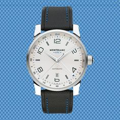 Montblanc's TimeWalker Voyager UTC - Special Edition is as sharp as its travel time is functional.