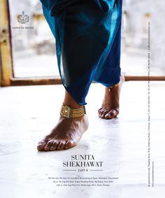 Sunita Shekhawat's timeless pieces!  #craftedforeternity #paizeb #payal #stunningjewellery #royaljewels #modernmeenakar #weddingjewellery