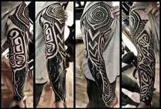 traditional viking tattoo - Google Search