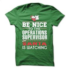 Operations Supervisor Perfect Xmas Gift - #baggy hoodie #sweaters for fall. GET YOURS => https://www.sunfrog.com//Operations-Supervisor-Perfect-Xmas-Gift.html?68278