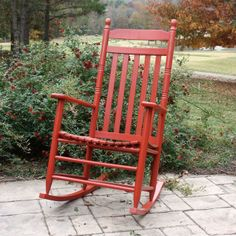Asheville Rocking Chair