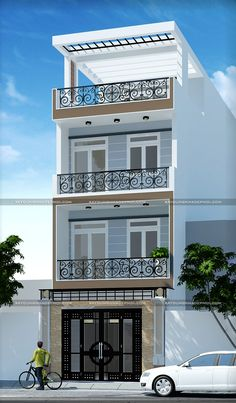 900 Sq Ft Home Lovely Mountain View Floor Plans part 13 3 Storey House Design, Duplex House Design, Townhouse Designs, House Front Design, Small House Design, Modern House Design, Home Building Design, Building A House, Narrow House Designs