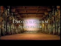 Drottningholm Palace Theatre, see how an original 18th Century theatre worked.