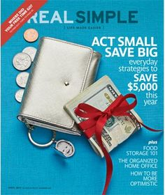 """Real simple magazine has their own pinterest! Follow this pin to """"follow"""" all their pins!!!"""