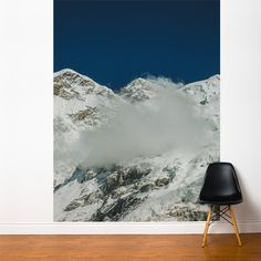 Fresk Everest Peak Wall Mural
