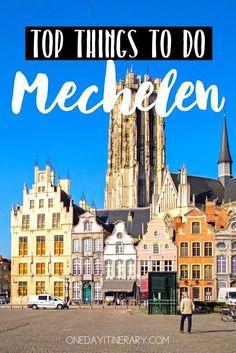 Mechelen, Belgium -