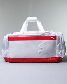 Puma TEAM Medical Tasche Schwarz-Weiss