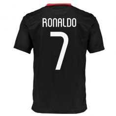 Portugal national team 2015 Away Black Ronaldo  7 Jersey Portugal national  team 2015 Away Black Ronaldo  7 jerseys b902cc415