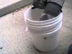 Gasoline Vaporizer Build Part 3 (Inards Of The Vaporizer) - YouTube