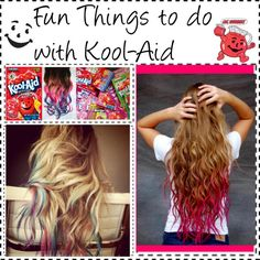 Fun Things to do with Kool-Aid, created by lessthanthreejb on Polyvore