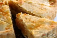 Receita de Torta de liquidificador com recheio de espinafre - Comida e Receitas No Salt Recipes, My Recipes, Cooking Recipes, Favorite Recipes, I Love Food, Good Food, Yummy Food, Brazilian Dishes, Quiches