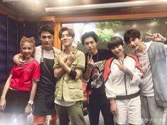 Asian Actors, Korean Actors, Luhan, Danson Tang, 17 Kpop, Korean Drama Funny, Guan Xiao Tong, The Prince Of Tennis, Lee Sung Kyung