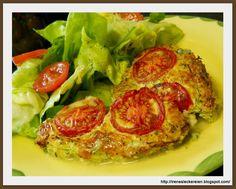 Irène`s Leckereien♥: Zucchini-Ziegenkäse-Auflauf