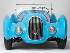 Peugeot 402 Special Pourtout Roadster '1938