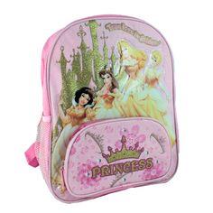 Rose et doré, le sac à dos Les Princesses de Disney est idéal pour l'école primaire - Un sac pour fille design tendance avec Blanche Neige, Aurore et Belle  http://www.lamaisontendance.fr/catalogue/sac-a-dos-les-princesses-disney-ecole/  #sacenfant #sac #sacécole #école #bagage #bagagerie #rentréescolaire #cendrillon #princesses #disney  #primaire #écoleprimaire