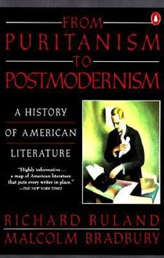 American literature timeline american lit pinterest american from puritanism to postmodernism a history of american literature fandeluxe Gallery